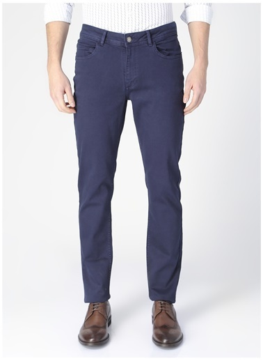 Kip Kip Erkek Regular Fit Düz Lacivert Pantolon Lacivert